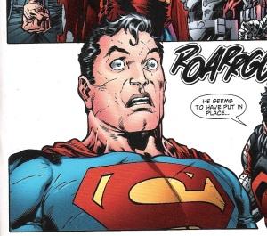 Superman Mind Blown